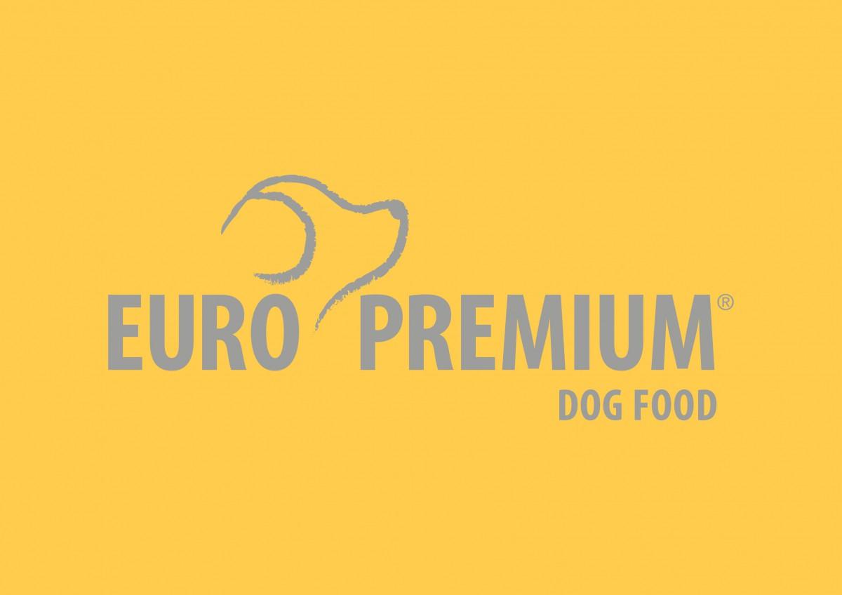 EURO PREMIUM met gele achtergrond